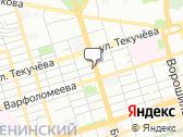 Стоматологическая клиника «Радуга (Буденновский)» на карте