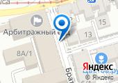 Центр экономического развития Галины Дубовой на карте