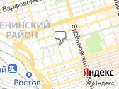 Стоматологическая клиника «Дон-дентал» на карте