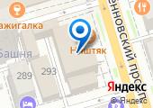 ВИА-СТРОЙ на карте