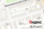 Схема проезда до компании 7я маркет в Ростове-на-Дону