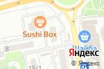 Схема проезда до компании Сеть книжных магазинов в Ростове-на-Дону