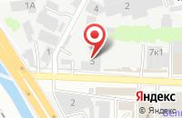 Схема проезда до компании Пульс Цен в Ростове-На-Дону