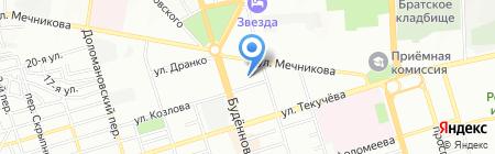 FREON-дизайн на карте Ростова-на-Дону
