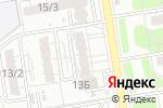 Схема проезда до компании Вита-Дент в Ростове-на-Дону