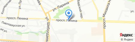 Мастер Хольц на карте Ростова-на-Дону