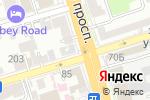 Схема проезда до компании День & Ночь в Ростове-на-Дону