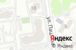 Схема проезда до компании Пати Бум в Ростове-на-Дону