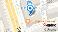 Компания Индекс на карте