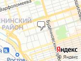 Стоматологическая клиника «Денти К» на карте