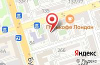 Схема проезда до компании Сочистрой-2 в Ростове-На-Дону