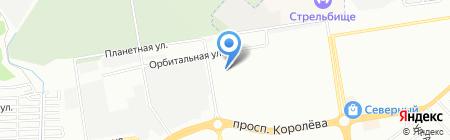У Игоря на карте Ростова-на-Дону