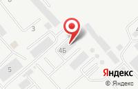Схема проезда до компании Крок-Инвест в Ростове-На-Дону