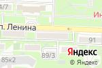 Схема проезда до компании Все для рукоделия в Ростове-на-Дону