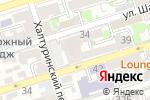 Схема проезда до компании ОлеХаус в Ростове-на-Дону