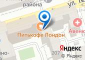 Веста-Дон на карте