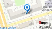 Компания Донстройэксперт на карте