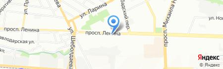 Я-майка на карте Ростова-на-Дону