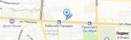 Сувениров на карте Ростова-на-Дону