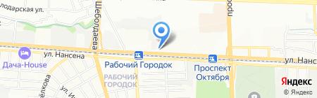 АрхСтрой-Комплекс на карте Ростова-на-Дону