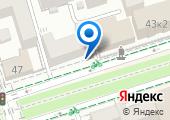 ЧАЙкоффСКИЙ на карте