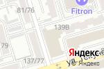 Схема проезда до компании ЕвроДом в Ростове-на-Дону