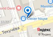 Ридан, ЗАО на карте