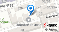 Компания Золотые купола на карте