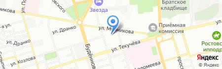 Путевка.ru на карте Ростова-на-Дону