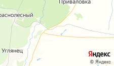 Отели города Эртель на карте