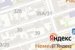 Схема проезда до компании Правосудие в Ростове-на-Дону