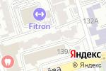 Схема проезда до компании Авантрейд-Дон в Ростове-на-Дону