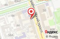 Схема проезда до компании Наш Регион в Ростове-На-Дону