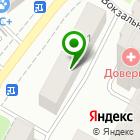 Местоположение компании Мебельщик-Р
