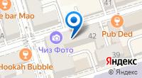 Компания Эланд на карте