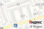 Схема проезда до компании Противодействие в Ростове-на-Дону