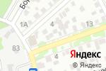 Схема проезда до компании Водолей в Ростове-на-Дону