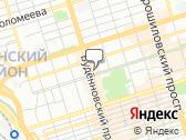 Стоматологический кабинет ИП Желтухина Н.Ю. на карте