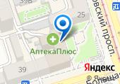 СигмаПлюс на карте