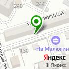 Местоположение компании АЛЬТЭКО
