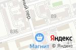 Схема проезда до компании Интернет-магазин церковных товаров в Ростове-на-Дону