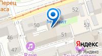 Компания Поликом на карте