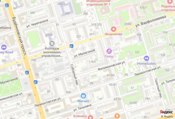 купить квартиру в ЖК Малюгиной, 136