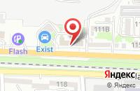 Схема проезда до компании Октава в Ростове-На-Дону