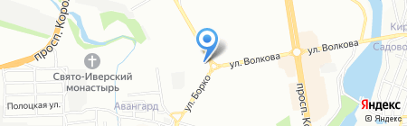 Банкомат ОТП Банк на карте Ростова-на-Дону