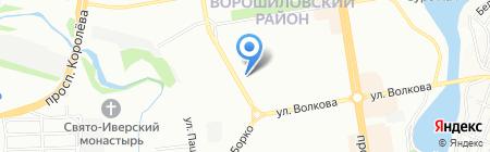 Аким мастер на карте Ростова-на-Дону