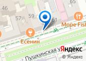 Муниципальная избирательная комиссия города Ростова-на-Дону на карте