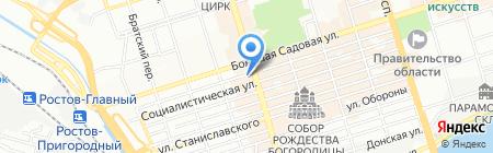 Samsung на карте Ростова-на-Дону