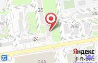 Схема проезда до компании Донагрокапитал в Ростове-На-Дону