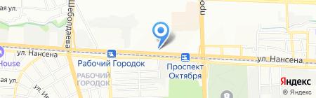 Корнефф.ру на карте Ростова-на-Дону